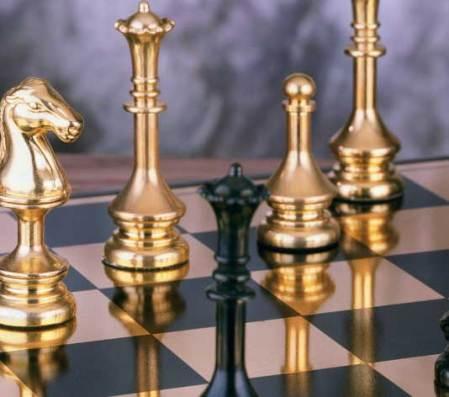 Xadrez - Chess no Pedra Enxuta
