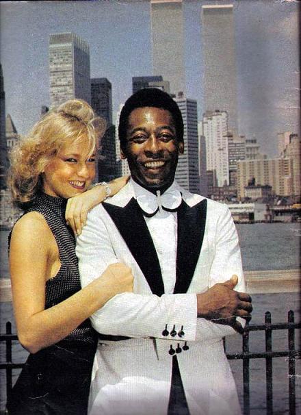 Xuxa Pele New York Cosmos | The ...