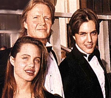 Jon Voight and Angelina Jolie Voight no Pedra Enxuta (9 ... Angelina Jolie