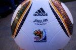 Jabulani Soccer Ball no Pedra Enxuta (2)