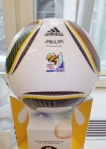 Jabulani Soccer Ball no Pedra Enxuta (3)