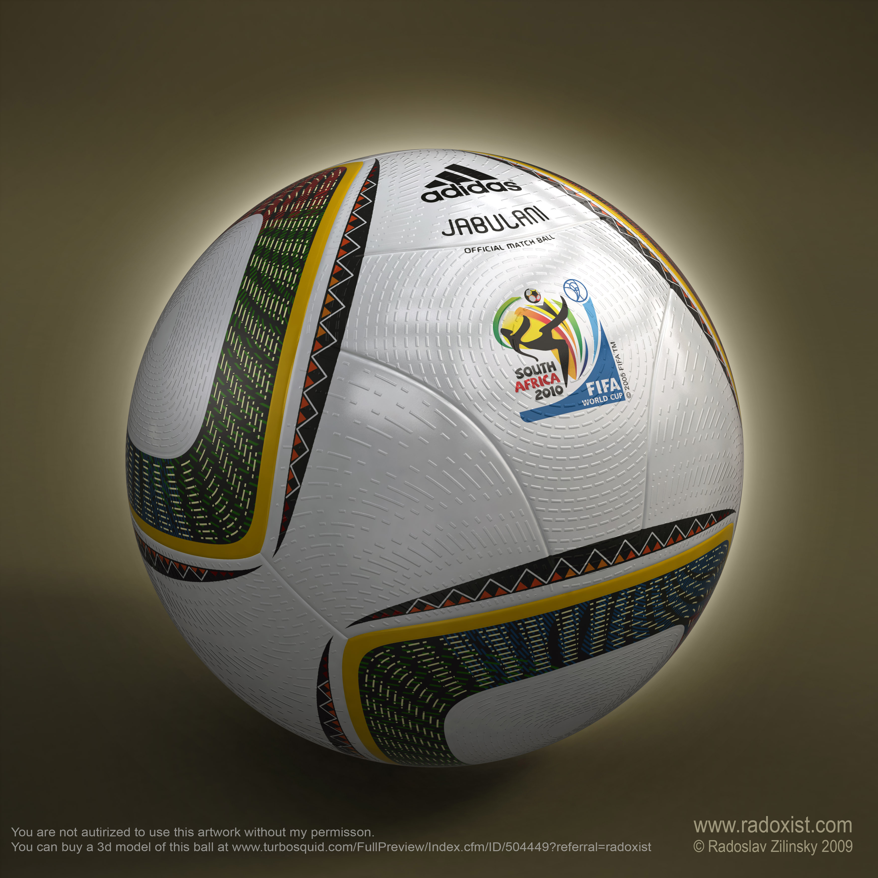 36d92c32f3abe Photo Gallery – Jabulani (Official Match Ball FIFA 2010)