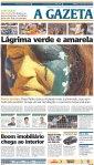 Manchete dos principais jornais um dia depois da eliminação (17)