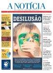 Manchete dos principais jornais um dia depois da eliminação (18)