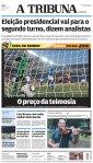 Manchete dos principais jornais um dia depois da eliminação (19)