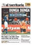 Manchete dos principais jornais um dia depois da eliminação (2)