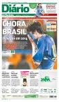 Manchete dos principais jornais um dia depois da eliminação (22)