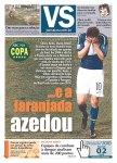 Manchete dos principais jornais um dia depois da eliminação (26)
