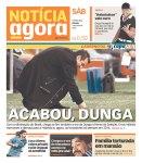 Manchete dos principais jornais um dia depois da eliminação (29)