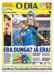 Manchete dos principais jornais um dia depois da eliminação (30)