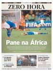 Manchete dos principais jornais um dia depois da eliminação (33)