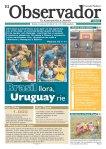 Manchete dos principais jornais um dia depois da eliminação (34)