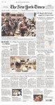 Manchete dos principais jornais um dia depois da eliminação (35)