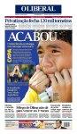 Manchete dos principais jornais um dia depois da eliminação (9)