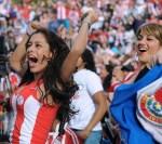 South Africa 2010 - Paraguaia Larissa Riquelme, a MUSA da copa (21)