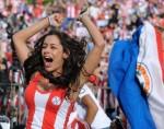 South Africa 2010 - Paraguaia Larissa Riquelme, a MUSA da copa (22)