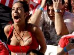 South Africa 2010 - Paraguaia Larissa Riquelme, a MUSA da copa (27)