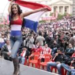 South Africa 2010 - Paraguaia Larissa Riquelme, a MUSA da copa (9)