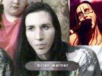 Brian Hugh Warner - Marilyn Manson Without Makeup no Pedra Enxuta (1)