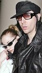 Brian Hugh Warner - Marilyn Manson Without Makeup no Pedra Enxuta (6)